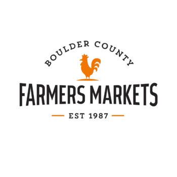 Boudler County Farmer's Market logo