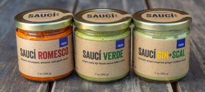 Sauci Living chef's pack