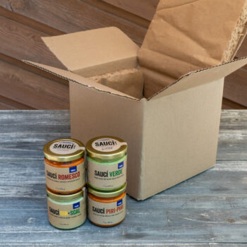 Product box for shipping